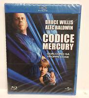 Codice Mercury - Blu Ray - Bruce Willis -  - ebay.it