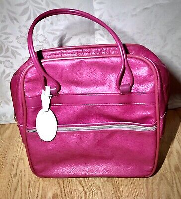 Samsonite Overnight Carry On Travel Bag Pink