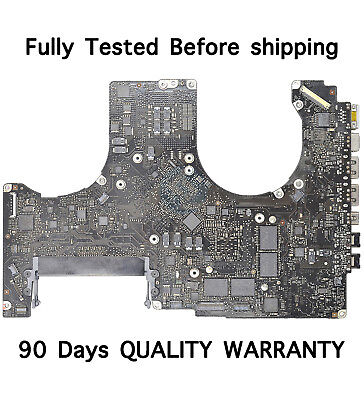 """Apple MacBook Pro Unibody 15"""" A1286 2008 2.4GHz Logic Board 820-2330-A for sale  Shipping to India"""