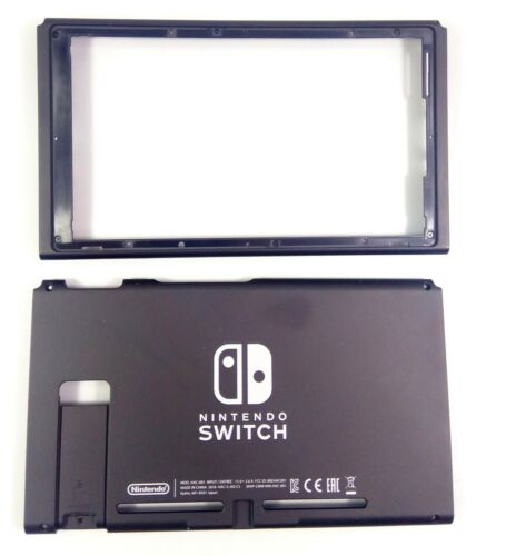 Replacement Top&Bottom Housing Shell Case Face plate for Nintendo Switch Console
