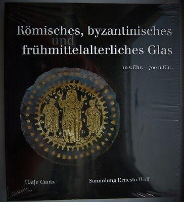 Römisches, byzantinisches und frühmittelalterliches Glas - Neuware - OVP