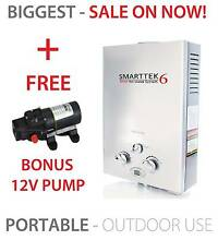 Portable Easy to Use- GAS HOT WATER SYSTEM Rockhampton Region Preview