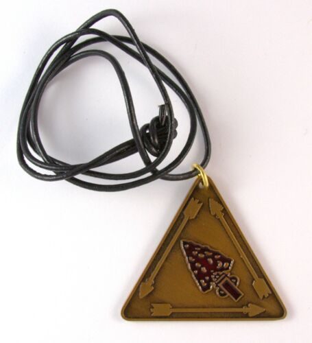 Order of the Arrow OA Vigil Honor Pendant Necklace (WWW on back)