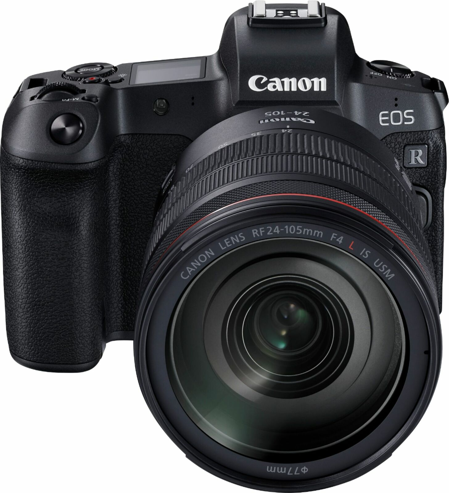 CANON EOS R Mirrorless With RF 24-105mm f/4L IS USM Lens
