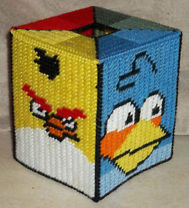 ANGRY-BIRDS-TISSUE-BOX-PLASTIC-CANVAS-PATTERN