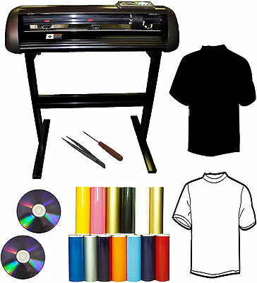 28 24 1000g Tshirts Heat Press Transfer Vinyl Cutter Plottersigndecalpu Htv