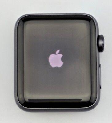 Apple Watch Series 3 42mm Space Gray Aluminium Case (GPS) Good Shape