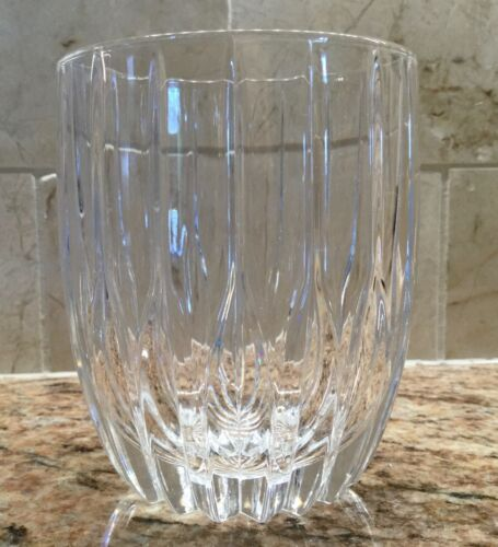 ONE Mikasa PARK LANE Double Old Fashioned Glass Tumbler - Excellent Condition.