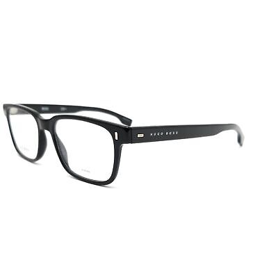BOSS by Hugo Boss Eyeglasses 0957 807 Black Men 50x17x145