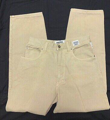 VERSACE *Italy* Jeans Couture Ittierre Spa Medusa pants ~ mens 28 x 29