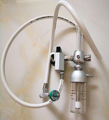 Hospital Medical Oxygen Cylinder Regulator Pressure Flowmeters Gauge Valve