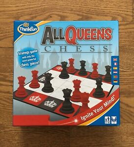 Jeu game All Queens, ThinkFun, 8 ans+, bilingue