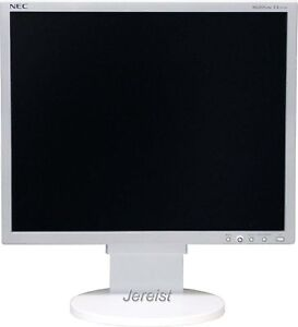 48,3 cm (19 Zoll) LCD- TFT Monitor NEC EA191M 1500:1 B-Ware