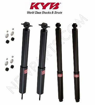 For Jeep Grand Cherokee Wagoneer Front and Rear Shock Absorbers KIT KYB Excel-G Jeep Grand Wagoneer Shock Absorber