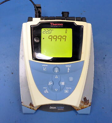 Thermo Scientific Orion 3 Star ph Benchtop Test Meter