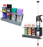 Spray Can Holder & Silicone Gun Holder Van Storage Racking Ford Transit - wvs - ebay.co.uk