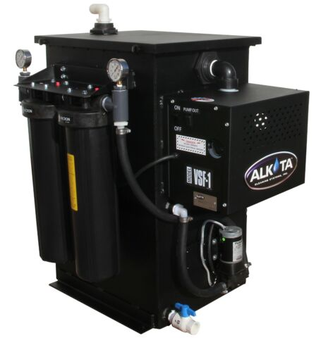 Alkota Portable Recycling System 8-VFS-1