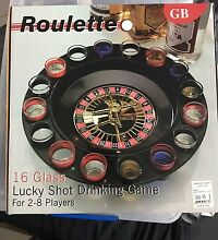 Roulette Drinking Game Stuart Park Darwin City Preview