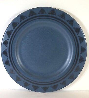 "Pfaltzgraff ""MORNING LIGHT"" Cobalt Blue USA Dinnerware Collection Cobalt Blue Dinnerware Collection"