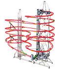 Roller Coaster Metal Building Toys