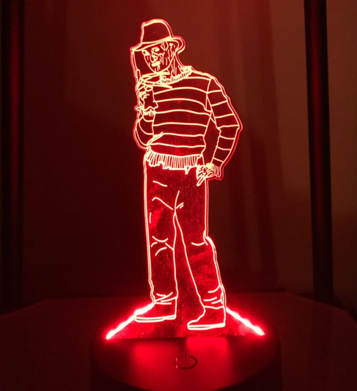 Horror Freddy Krueger Light