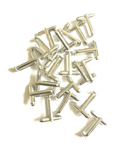 Steel Cufflink Blanks Findings Jewellery Making Pad Size 6mm
