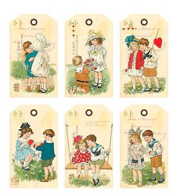 6 Valentine Kids