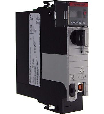Allen Bradley 1756-l73s B Controllogix 8mb Safety Processor Logix5573s