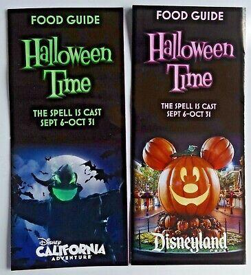 Halloween Times 2019 (Disneyland & DCA Halloween Time 2019 Food Guide Grand Opening 2019 Disney)