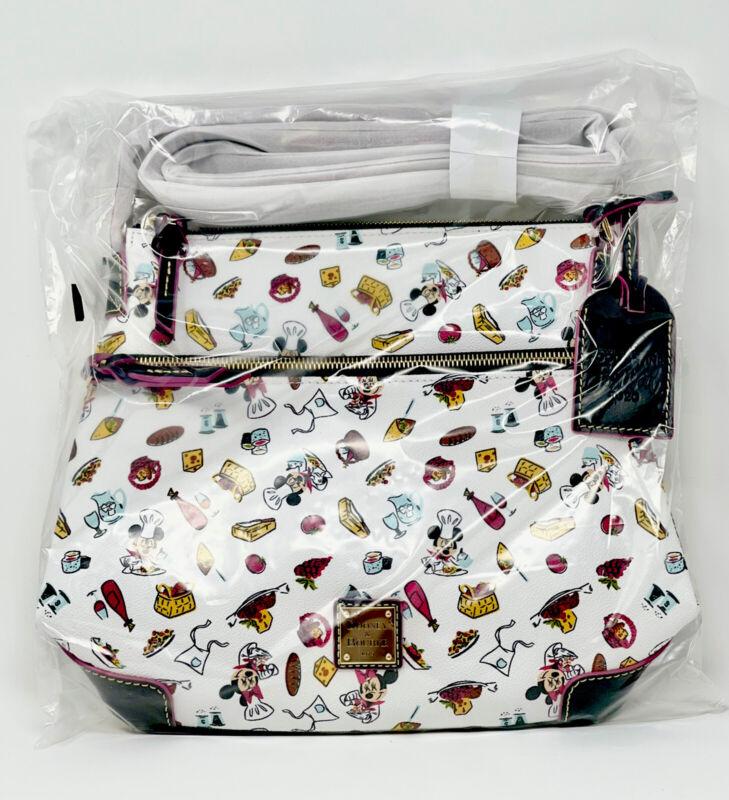 Disney Dooney & Bourke 2020 EPCOT Food and Wine Festival Crossbody Bag NEW