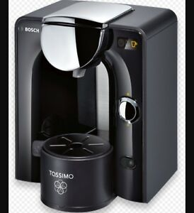 Tassimo coffee maker and caddy