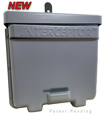 Honeybee Swarm Trap - The Interceptor Pro- Bait Hives Bee Equipment Bee Trap