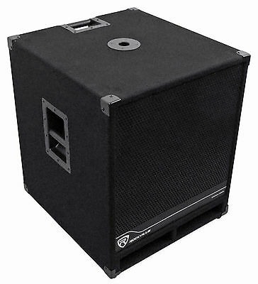 Купить Rockville RBG18S - Rockville RBG18S 18 2000 Watt Active Powered PA Subwoofer w/DSP+Limiter Pro/DJ