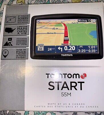 TomTom START 50 M - Automotive GPS