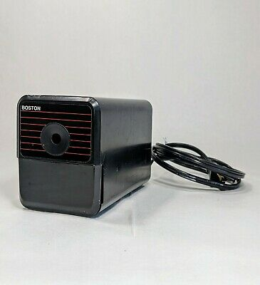 Boston Hunt Electric Pencil Sharpener Model 18 296a Made In Usa. Tested