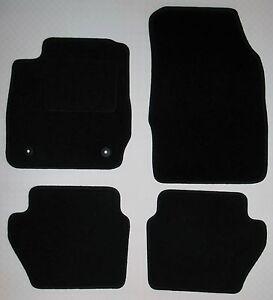 tapis de sol auto sur mesure pour ford fiesta de 2011 2012 ebay. Black Bedroom Furniture Sets. Home Design Ideas