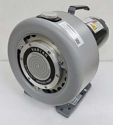 Agilent Varian Triscroll 300 Pts03003univ Dry Scroll Vacuum Pump 3-ph Pts 300