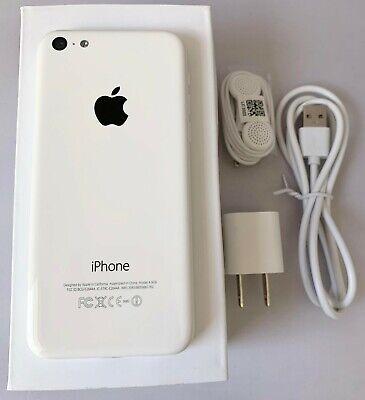 iPhone 5C White Unlocked 16GB AT&T TMobile