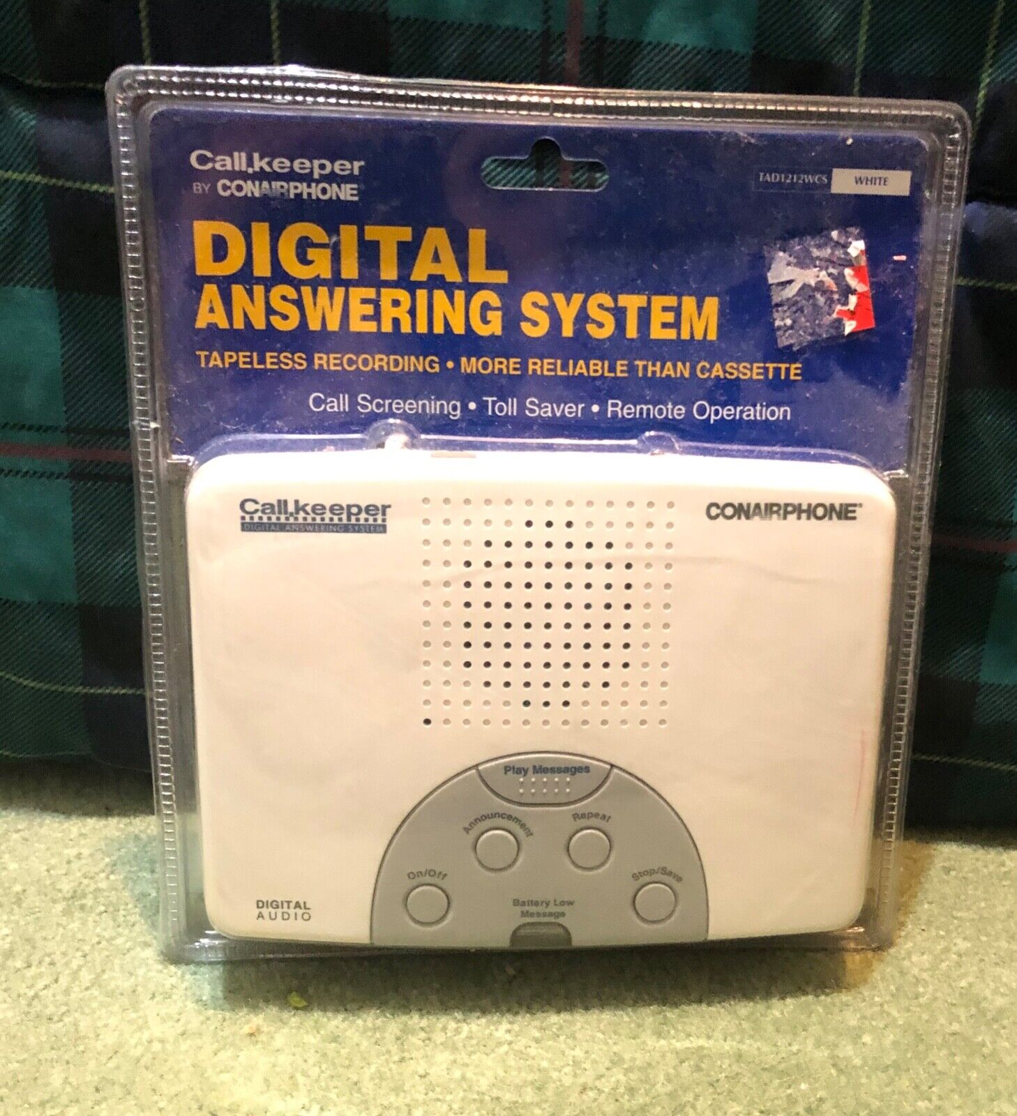 Call Keeper Digital Answering System