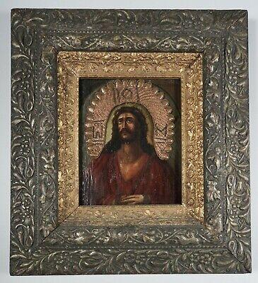 Russian Orthodox Antique Icon, 19th-20th Century