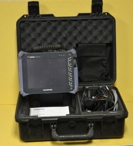 Olympus Omniscan SX 16:64 Phased Array Flaw Detector PA PR 1664PR W Probes NDT