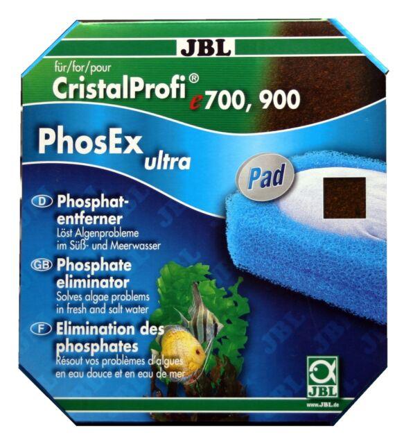 JBL CristalProfi 700, 900 PhosEx Set, Entfernt Nitrat aus Süß-Meerwasser bis250l