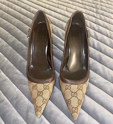 Gucci Ladies Shoes Size 4.5