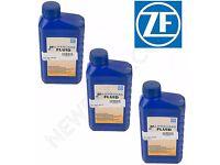 For Audi BMW Jaguar Porsche Land Rover 9 Liters Auto Trans Fluid ZF LIFEGUARD 5