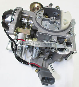 new carburetor nissan 720 2 4l z24 engine 1983 1986 free shipping ebay