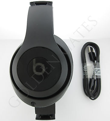 Beats Studio 2 Wireless by Dr. Dre Over The Ear Headphones - Matte Black