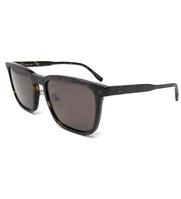 LACOSTE Sunglasses L886S 214 Havana Modified Rectangle Men's (Lacoste Men's Sunglasses)