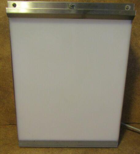 S&S X-Ray Products Model 460A Film Illuminator Negative Viewer Light Box