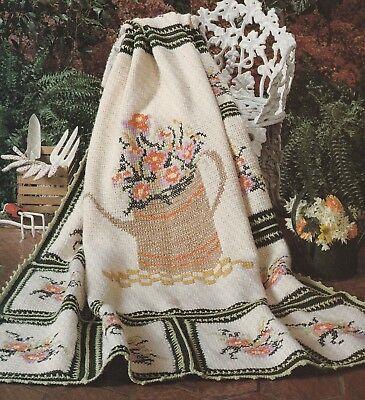 Шаблоны Crochet Pattern ~ Spring Bouquet