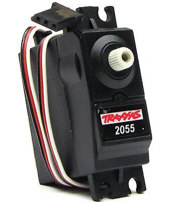 Nitro RUSTLER - 2055 Servo High Torque Steering Throttle T-maxx Traxxas 44096-3 1 16 Nitro Buggy